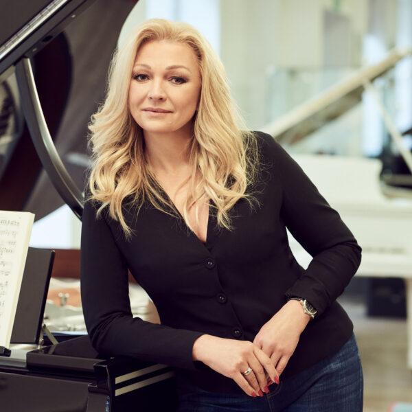 Mezzo-soprano Małgorzata Walewska