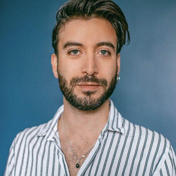 Director/visual artist Diego Rojas