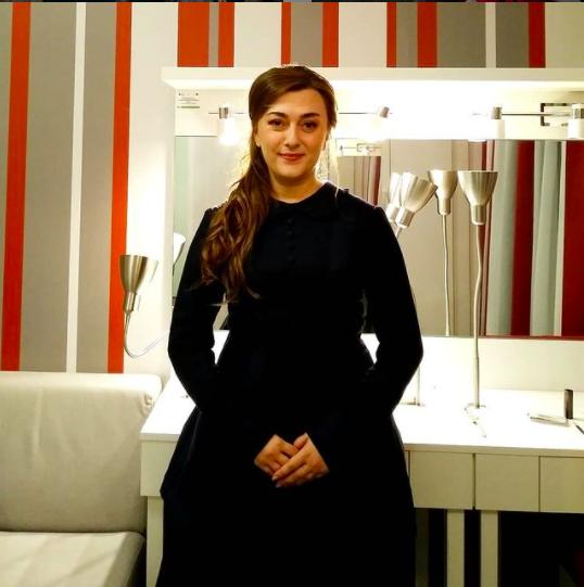 Soprano Sylwia Olszyńska