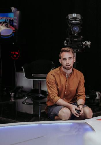 Director Tadeusz Kabicz